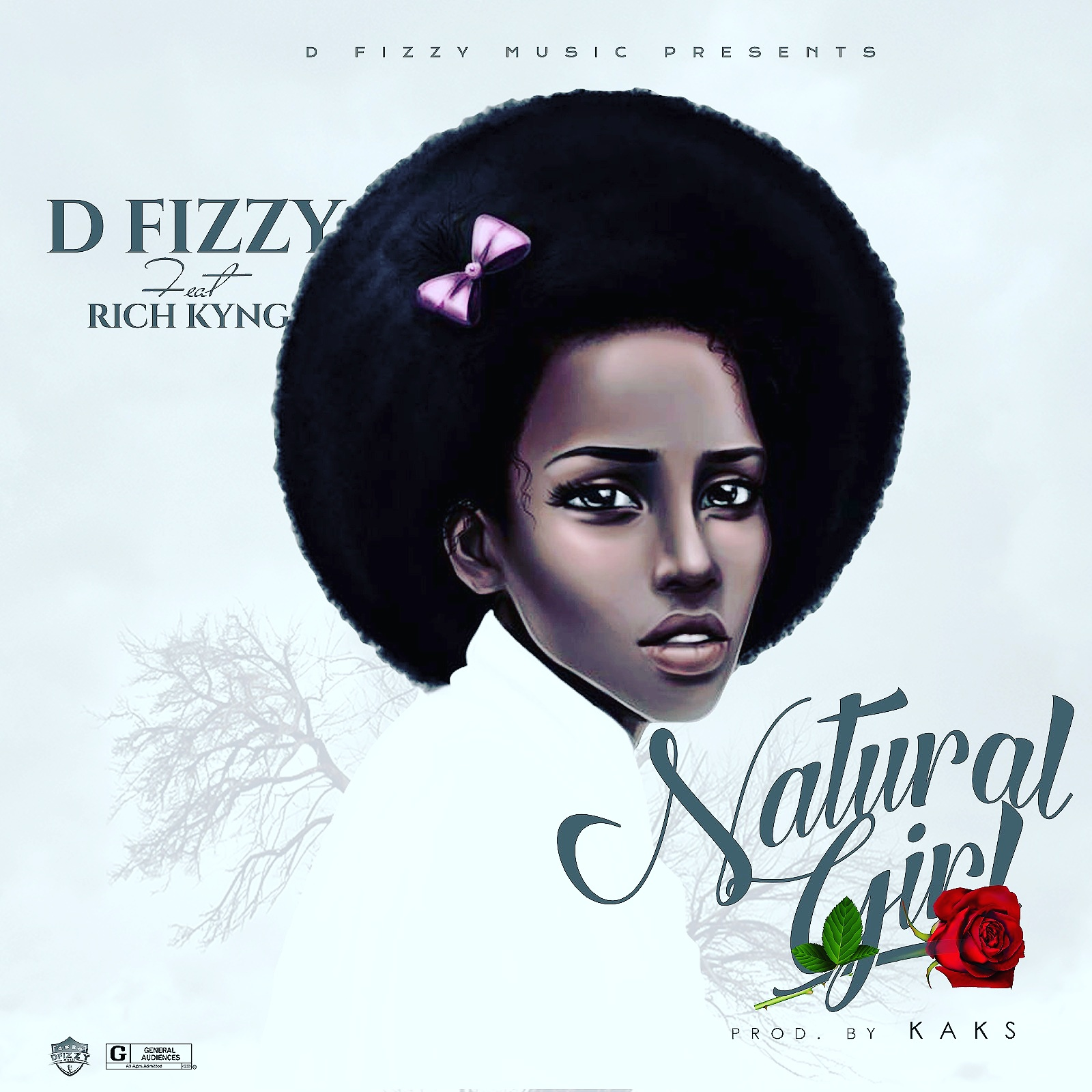 Dfizzy ft Richy Kyng - Natural Girl (Prod by Kaks)