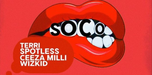 Star Boy ft. Wizkid X Terri X Spotless X Ceeza Milli - Soco (Prod. By Northboi)