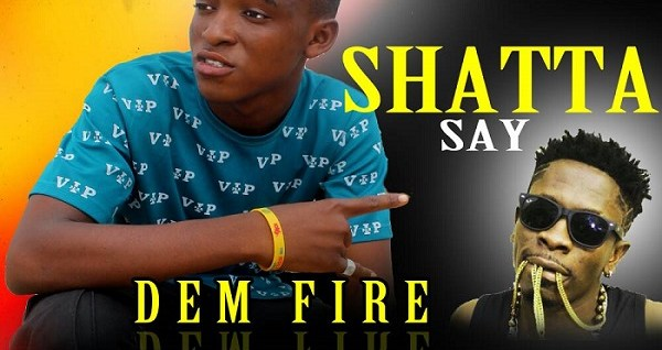 Dem Fire – Shatta Say (Prod. by Murdeik)