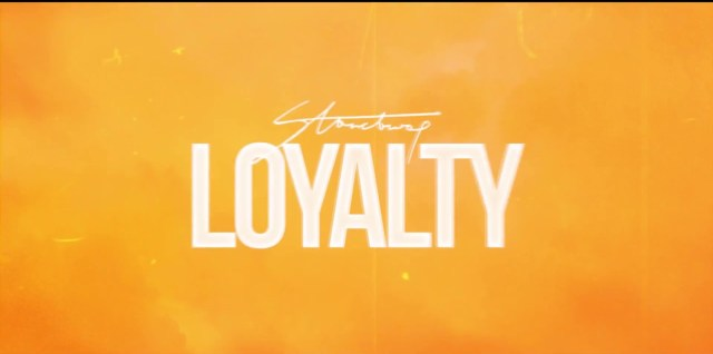 Stonebwoy - Loyalty (Lyric Video)