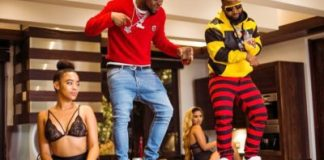Cassper Nyovest Ft. Davido - Check On You (Official Video)