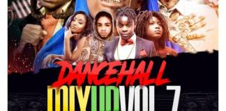 DJ Manni - Dancehall Mix Up (Vol. 7)