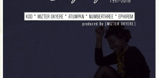 KOD x Mizter Okyere x Atumpan x NumberThree x Ephirem - Tribute to Ebony Reigns