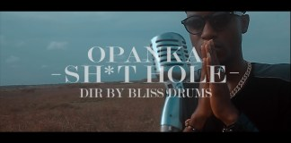 Opanka - Shithole Country (Official Video)