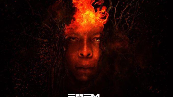 Edem ft TeePhlow, Jojo Abot & Dark Suburb - Hurricane