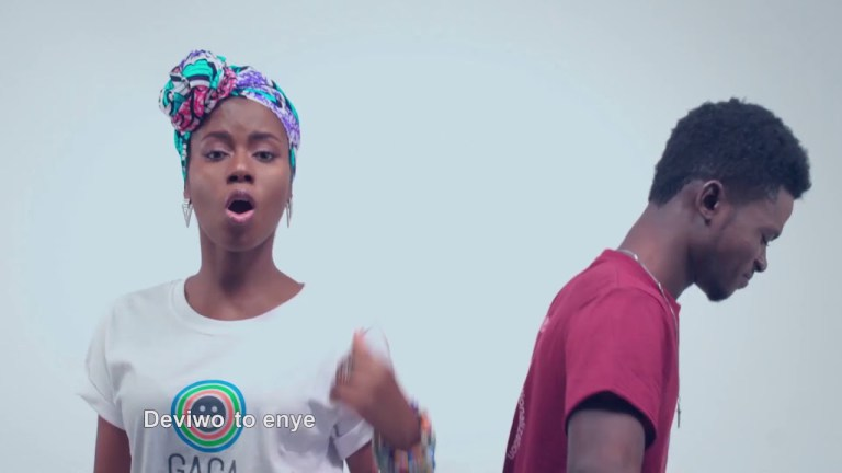 MzVee x Kuami Eugene - Ghanaians Against Child Abuse (GACA)