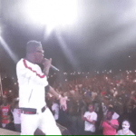 Shatta Wale Made History Performance At Zylofon Cash Activation Concert In Aflao