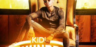 "KiDi - Thunder (Prod by KiDi) Lynx Entertainment Singer KiDi Releases a Brand New song dubbed ""THUNDER"". The new song comes after a successful release of 'Adiepena' . song was produced by Himself."