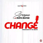 Strongman – Change Ft. Kumi Guitar (Prod. By KC Beatz)