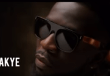 Bisa Kdei - Fakye (Official Video)