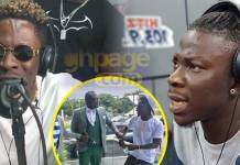 Stonebwoy is weak and acts like a 'crybaby' - Shatta Wale mocks Stonebwoy