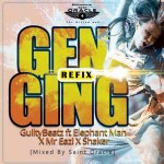 GuiltyBeatz ft Elephant Man, Mr Eazi & Shaker – Genging Remix (Mixed By Saint Oracle)