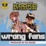 Kooko ft LilWin – Wrong Fans (Prod by 925 Muzic)