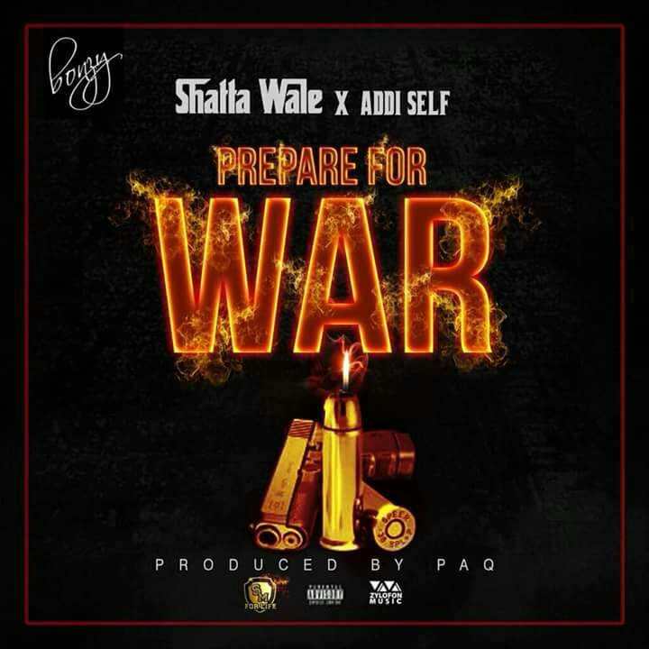 Next Release: Shatta Wale ft. Addi self - Prepare For War