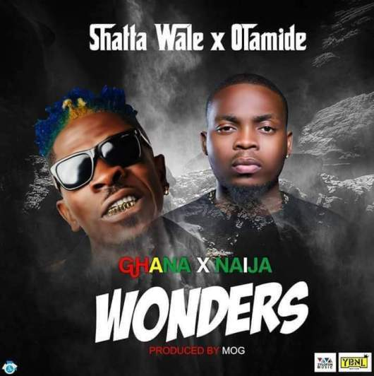 Shatta Wale ft. Olamide - Wonders (Prod. By MOG Beatz)