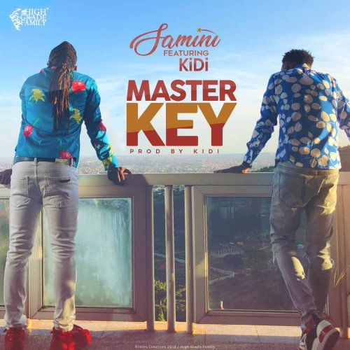 Samini ft KiDi - Master Key (Prod. by KiDi)