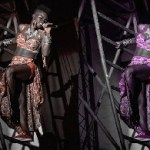 I can never flop on stage – singer Wiyaala