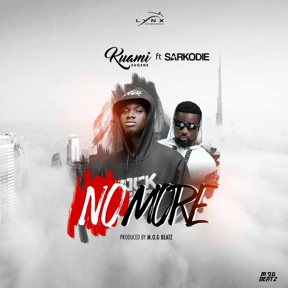 Kuami Eugene ft. Sarkodie – No More (Prod by M.O.G Beatz)