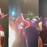 Shatta Wale & Michy Performs At Medikal's AMG Connect Concert (Video)