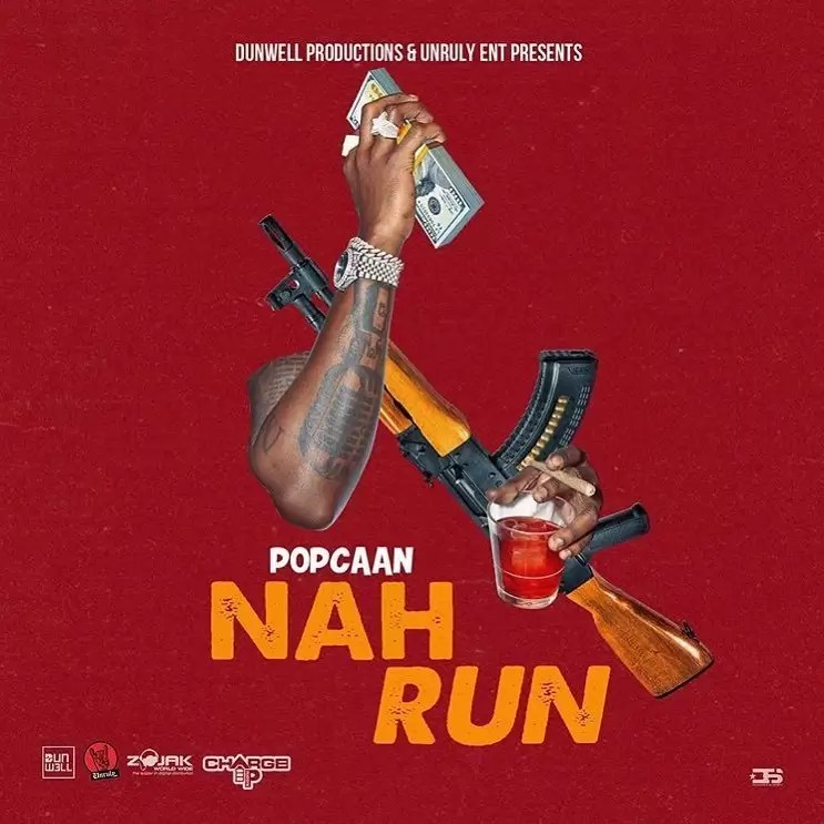 DOWNLOAD: Popcaan – Nah Run (Prod by DunWell Productions
