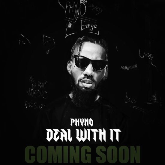 Phyno – Deal With It (Album Tracklist)
