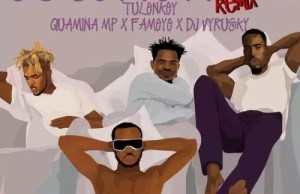 Tulenkey – Goodnight (Mada)(Remix) ft. Quamina Mp , Fameye & DJ Vyrusky