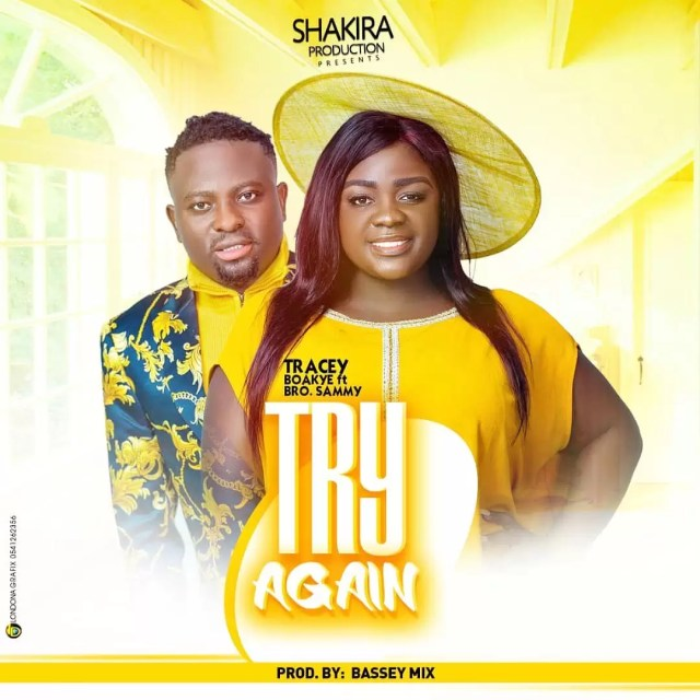 Tracey Boakye Try Again ft. Brother Sammy  1024x1024 - Tracey Boakye – Try Again ft. Brother Sammy