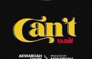 Akwaboah Cant Wait ft. Mzvee Ndwompafie.net  - Contact