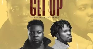 Guru – Get Up ft. Fameye (Prod by KC Beatz)