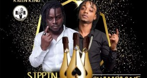 Jupitar – Sippin Champagne Ft Rygin King