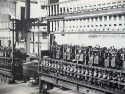 「水力紡績機」の画像検索結果