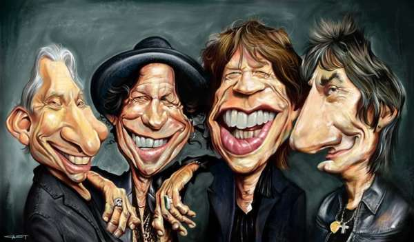 RollingStones_caricature