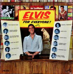 Elvis ElvisForEveryone LPM 3450 600