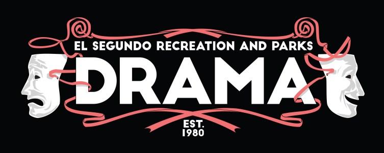 El Segundo Rec Park Drama logo
