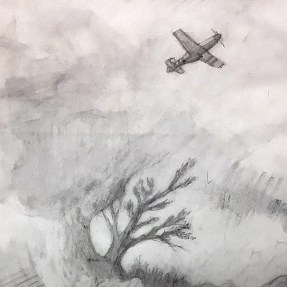 pilot sketch