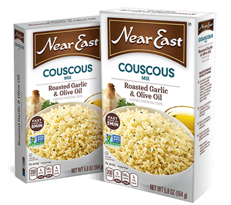 Image result for garlic couscous