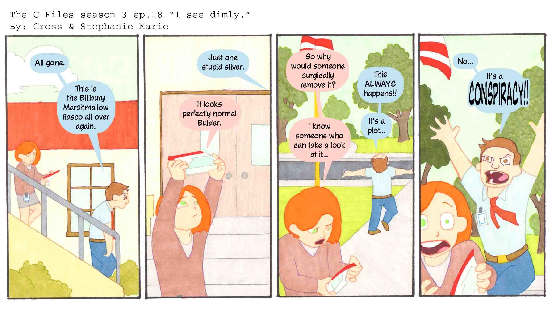The C-Files 03-18