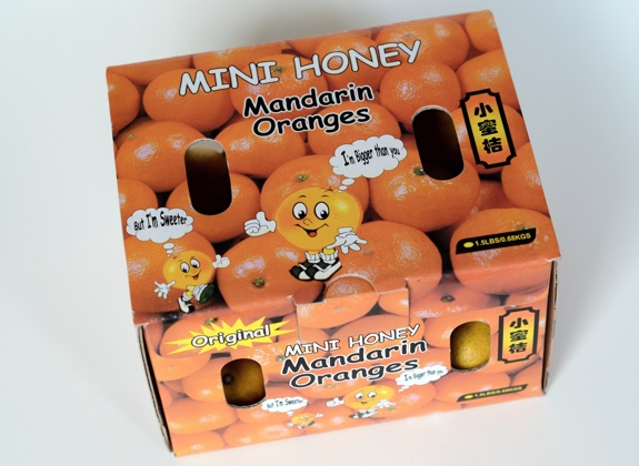 Mini Honey mandarin oranges