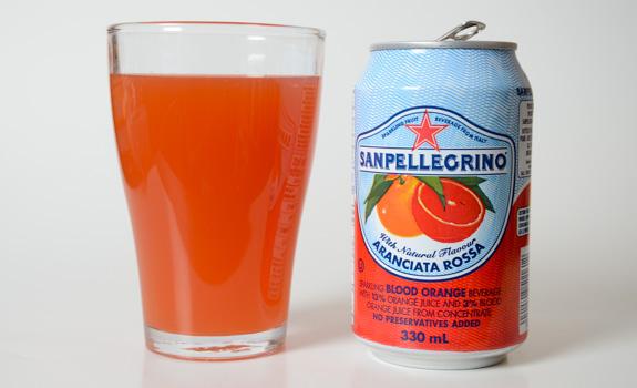 San Pellegrino drinks