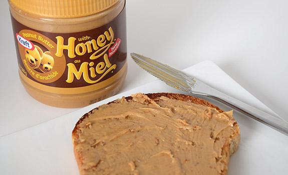 Kraft Peanut Butter with Honey