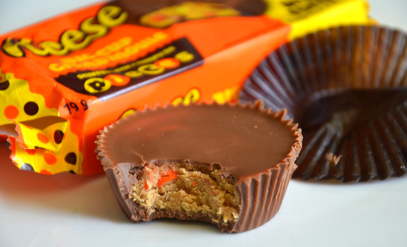 Reese Big Cup Stuffed with Pieces