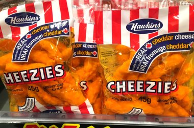 Hawkins Cheezies
