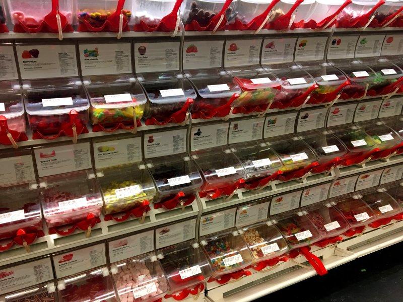 Ikea's Bulk Candy Bar (Lordagsgodis)