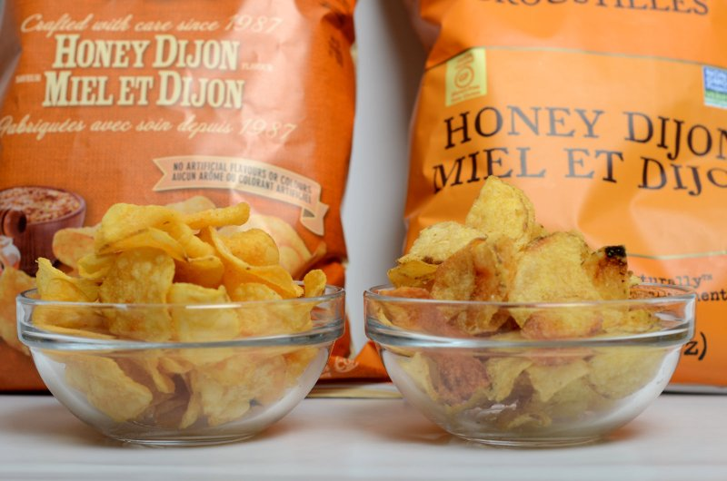 Food Fight: Honey Dijon Potato Chips