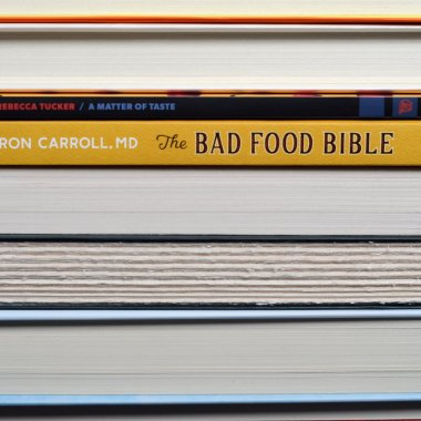 A Matter of Taste and the Bad Food Bible