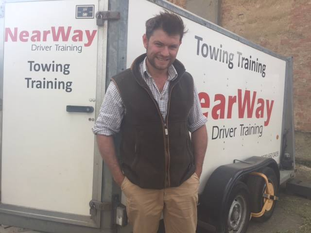 Alex Keeble – Towing Test Pass