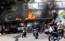 Εκρυθμη η κατάσταση στη Βενεζουέλα: Ο Γκουαϊδό ζητά να συνεχιστούν και σήμερα οι κινητοποιήσεις