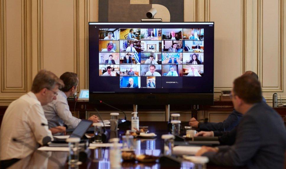 Όλα όσα συζητήθηκαν στο υπουργικό συμβούλιο – Επτά νομοσχέδια το επόμενο διάστημα