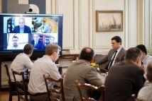 Σύσκεψη στο Μαξίμου για το άνοιγμα του τουρισμού -Τι ζήτησε ο Μητσοτάκης από τους υπουργούς