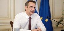Μητσοτάκης: «Αν χρειαστεί θα κλείσουμε πάλι τα σύνορά μας» – Τι είπε για Ερντογάν και ανασχηματισμό